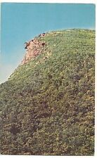 OLD MAN of the MOUNTAINS Franconia Notch New Hampshire NH Postcard Rock Formatio
