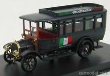 Rio modellino auto scala 1/43 fiat 18bl autobus 150 anni unita' d'italia 1915