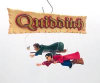 Quidditch Season - Harry Potter Hallmark Keepsake 2002 Windup Movement Ornament