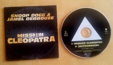 SNOOP DOGG JAMEL DEBBOUZE Mission cleopatra single