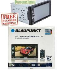 Blaupunkt San Jose 120 CD DVD Receiver 6.2