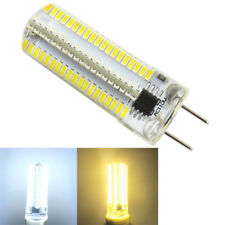 2X G8 Bi-Pin T5 Dimmable 152-3014SMD Led bulb 110V/220V Silicone Lamp White/Warm