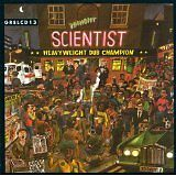 SCIENTIST - Heavyweigt dub champion - CD Album