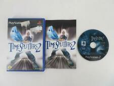 COMPLETE TimeSplitters 2 PAL European Version (Sony PlayStation 2, 2000) CIB PS2