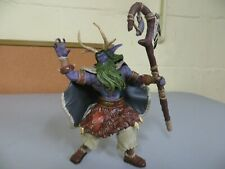 Malfurion Stormrage Warcraft 3 Figure 2002 USED COMPLETE no box WOW World III
