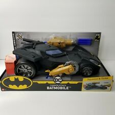 Mattel Batman Knight Missions Air Power Cannon Attack Batmobile Vehicle