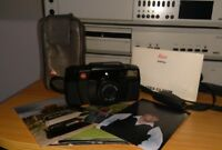 MINT TESTED LEICA C2 ZOOM 40-90 MM AUTO FOCUS WITH LEATHER CASE AND REMOTE