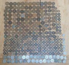 More details for british east africa british coins 1,5,10 cents,shillings etc 1920s onwards 1.6kg
