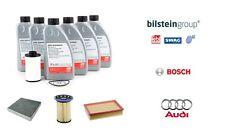 Servicekit Filter + Öl automatische Übertragung A3 Sportback 8V1 2.0 TDi quattro