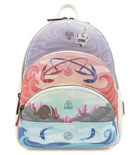 Avatar The Last Air Bender 4 Elements Loungefly Bag *CONFIRMED ORDER*
