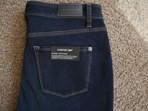 Cambio Jeans Piper short  Gr. 44 (-42) 7/8 Länge dunkelblau comfort 360°