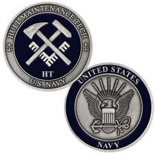 NEW U.S. Navy Hull Maintenance (HT) Challenge Coin.