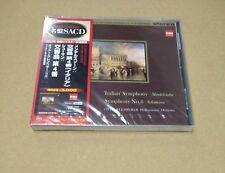 Mendelssohn  Symphony No.4 Italian & Schumann No.4 Klemperer Japan Hybrid SACD