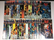Superman / Batman DC Lot # 2 - 39 Comic Books Run Loeb, McGuinness 2003 - 2007
