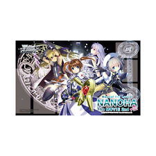 WeiB / Weiss Schwarz Nanoha the Movie 2nd A's Cloth Playmat Play Mat Limited