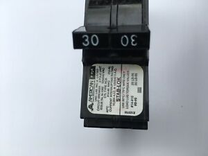 American/Federal Pacific Electric Two Pole 30 Amp Circuit Breaker. Type NC. New.