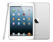 Apple iPad Mini 16GB 7.9'' Tablet A1432 iOS6 Wi-Fi White Silver