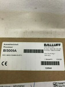 BALLUFF BIS009A Processor Unit