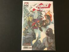X-Force #6 Federici Asgardian Variant (2019) NM Marvel Comics 1st Print
