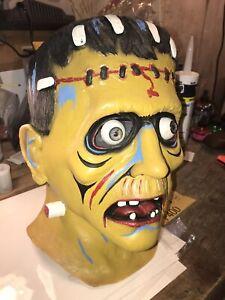 Collegeville FRANKENSTEIN Universal Monster Mask Custom REtro Vintage Style