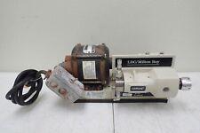 General Electric GE 5KH25MG102BX 1/20 HP Motor with LDC Milton Roy Mini Pump