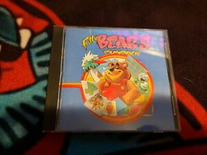 Fatty Bear's Fun Pack 3DO Game TESTED