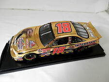 Action Bobby Labonte #18 Interstate Bat. Jurassic Gold Stock Car 2001 Grand Prix