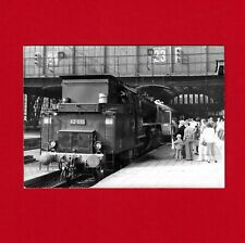 Foto Dampflokomotive BR 62 015 in Leipzig
