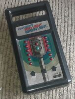 Vintage Hard To Find Hand Held Video Game TOY Funtronics Red Light Green Light