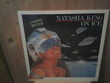 "NATASHA KING on ice 12"" MAXI 45T Italo"
