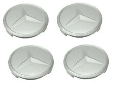 Mercedes r107 w116 w123 Alloy Wheel Center Caps (x4) emblem Hub hubcap star