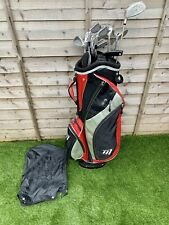 Full Right Handed Golf Club Set With Trolley Bag