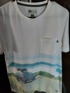 Hippy Tree Graphic T Shirt