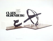 CLAES OLDENBURG - Umbrella - Offset Lithograph ART PRINT 24x17 Poster