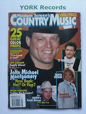 MODERN SCREEN'S COUNTRY MUSIC MAGAZINE - May 1996 - John Michael Montgomery