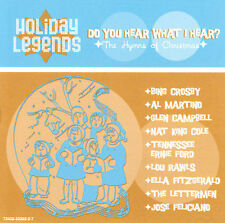 Holiday Legends: Do You Hear What I Hear Various Artists Audio CD