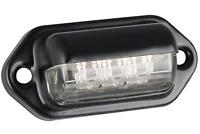 LED NUMBER PLATE LIGHT TRUCK TRAILER MULTIVOLT 6434B
