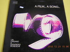 LP GIAMPIERO BONESCHI A FILM A SONG PRIMA STAMPA VEDI I TITOLI