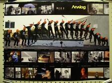 Burton Analog skateboard Arto Saari 2 sided poster New old stock Mint condition!