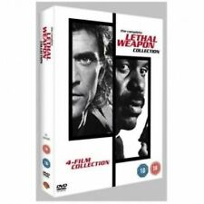 Lethal Weapon Complete Collection 1, 2, 3 & 4 Brand New and Sealed