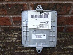 2003 03 Honda Accord Engine Control Module Ecm Ecu Oem Computer 37820-RCA-A570