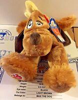 NWT Build a Bear Max The Dog Un Stuffed Doll How Grinch Stole Christmas Dr Suess