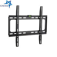 SLIM LCD LED PLASMA FLAT TV WALL MOUNT BRACKET 26 30 32 37 42 46 47 50 52 55