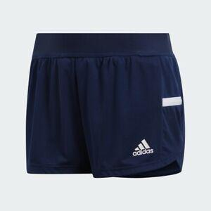 Adidas Women's Team 19 Running Split Shorts DY8813 New Size L