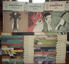 CREPAX: collana EROTICA Serie Completa 1/30 ed. Mondadori - Sconto 50%