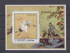 Ajman - MNH - Vogels/Birds/Vögel