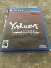 The Yakuza Remastered Collection -Standard Edition (PlayStation 4/PS4) New