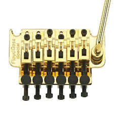 Floyd Rose Special Double Locking Tremolo System with R3 Nut (Gold)