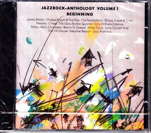 CD von stereoplay - Jazzrock-Anthology Vol. 1- Beginning - NEU - 1990