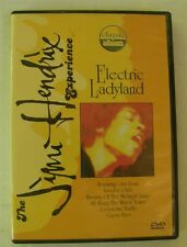 DVD JIMI HENDRIX EXPERIENCE - ELECTRIC LADYLAND